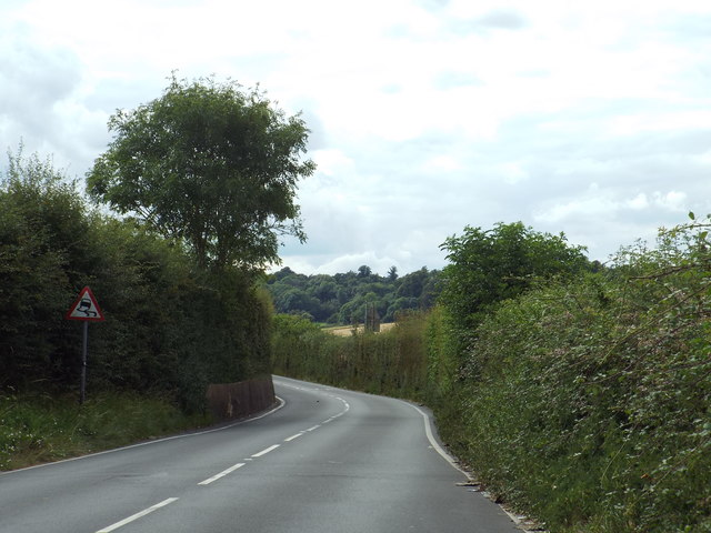 Shire Lane, near Farnborough