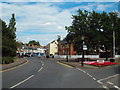 TQ4464 : Farnborough High Street by Malc McDonald