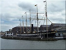 ST5772 : SS Great Britain by Michael Dibb