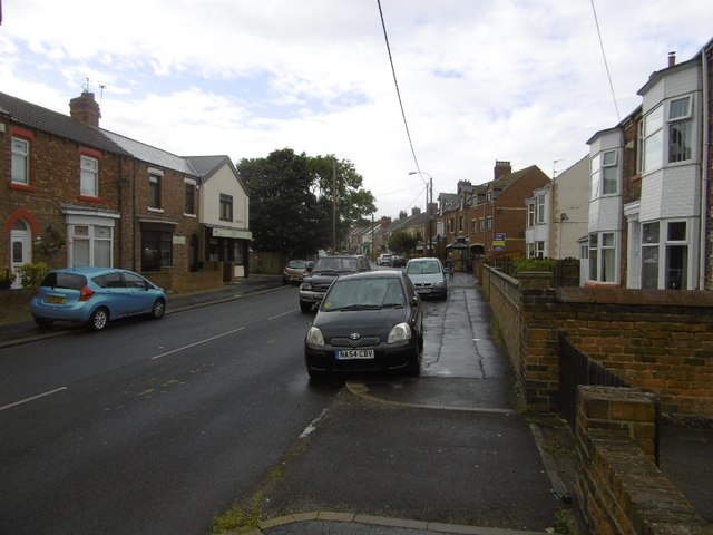 North Road, Wingate