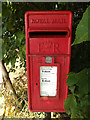 TM0375 : The Rectory Postbox by Adrian Cable