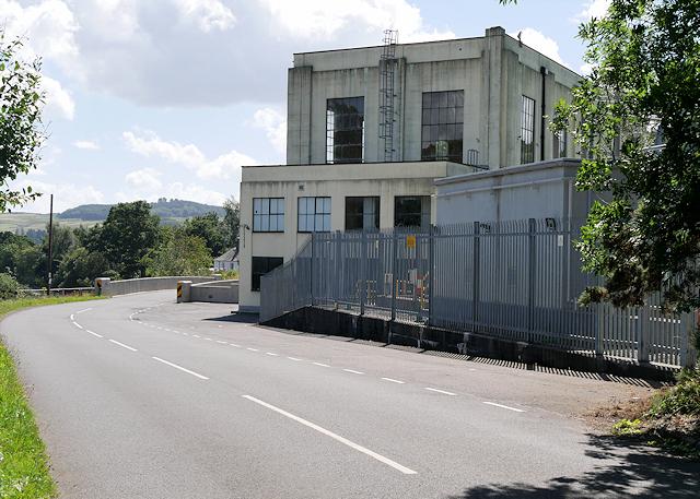 Earlstoun Power Station