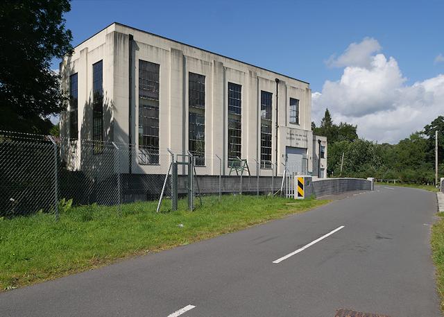 Galloway Hydroelectric Power Scheme, Earlstoun Power Station