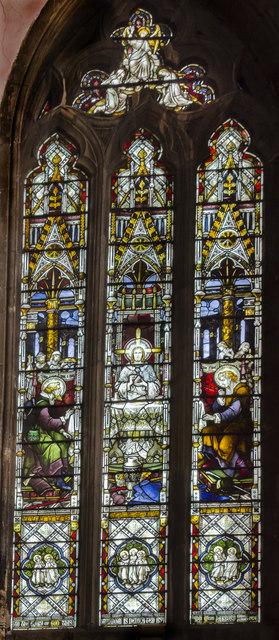Harbord window,Holy Trinity church, Hull