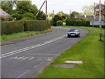 NX9575 : A780 near Dumfries by David Dixon