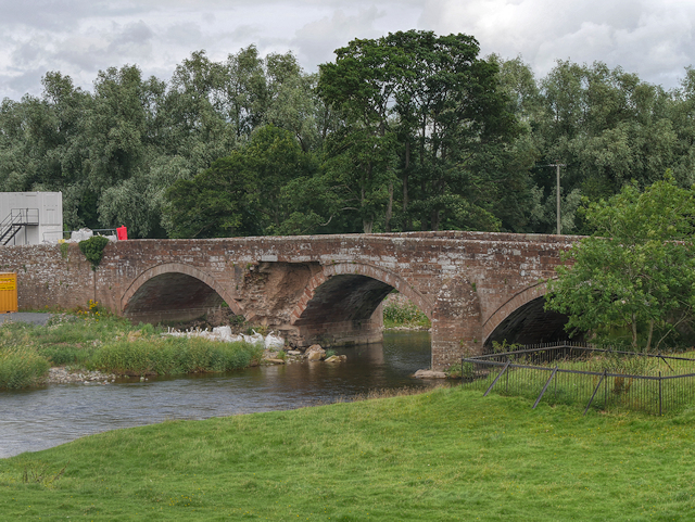 Brougham Castle Bridge