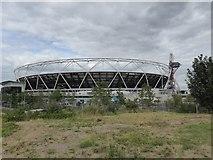 TQ3783 : The London Stadium by David Smith