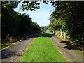 SK3639 : Old section of Croft Road by Ian Calderwood