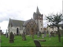 NO5402 : Pittenweem church by Tim Glover