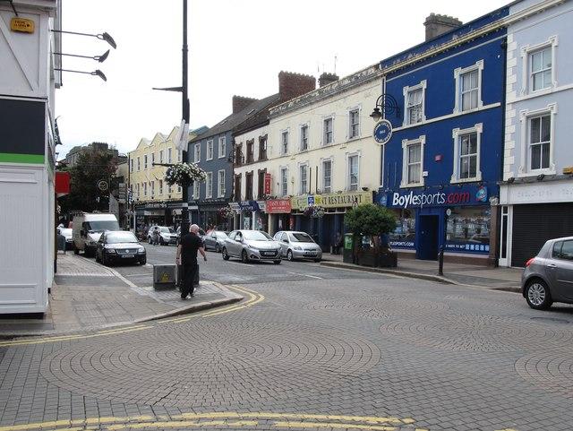 Clanbrassil Street, Dundalk