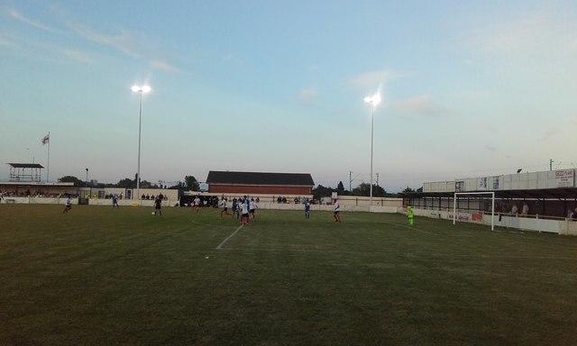 Village Glass Stadium, Witham