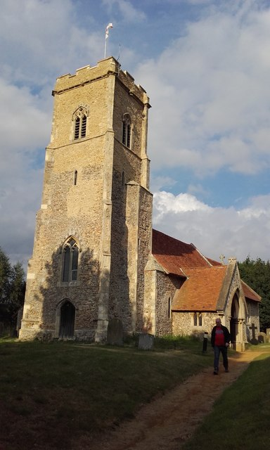 St Margaret of Antioch, Shottisham
