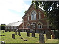 TM0073 : Wattisfield United Reformed Church by Adrian Cable