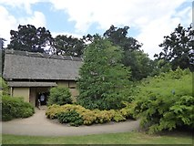 TQ1876 : The Minka house, Kew Gardens by David Smith