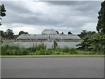TQ1876 : The Palm House, Kew Gardens by David Smith