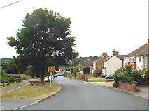 TQ4563 : Worlds End Lane, Green Street Green by Malc McDonald