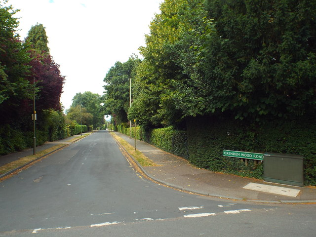 Oxenden Wood Road, Chelsfield