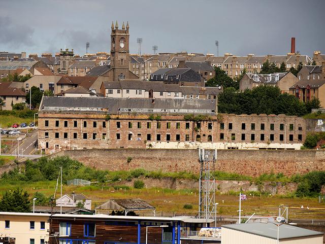 Former Jute Mill, Dundee