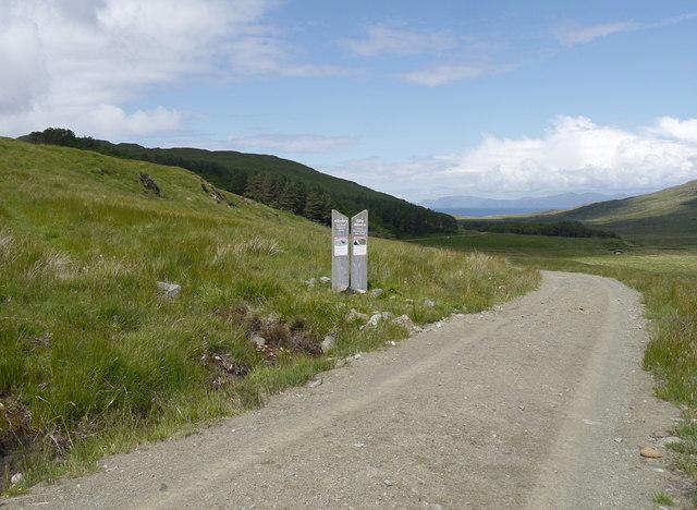 Track down Kilmory Glen