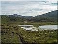 NG9556 : The Ling Hut, Glen Torridon by Julian Paren