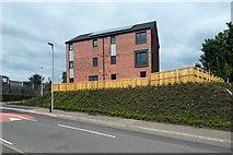 NS3977 : New development, John Street, Renton by Lairich Rig