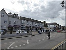 TQ4387 : The Rossmore Hotel, Cranbrook Road, Ilford by David Smith