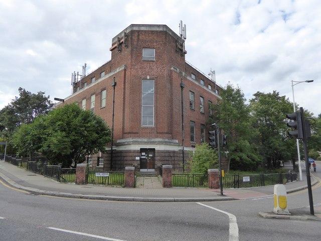 Telephone exchange, Ilford