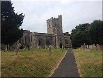 TQ6668 : St. Mary Magdalene, Cobham by Chris Whippet