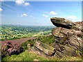 SK0062 : Rock outcrop on The Roaches by Graham Hogg