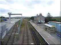 ND1559 : Georgemas Junction Railway Station by JThomas