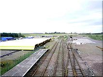 ND1559 : Railway towards Wick by JThomas