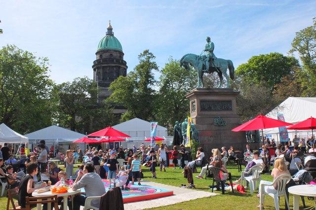 Edinburgh International Book Festival 2016