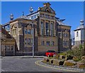 ST3161 : Knightstone Pavilion and Opera House, Weston super Mare by Julian Osley
