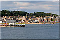 NO4630 : Harbour at Broughty Ferry by David Dixon
