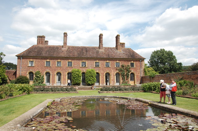 Strode House, Barrington Court
