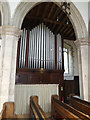 TL9971 : St.Mary's Church Organ by Adrian Cable