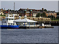 NZ3567 : South Shields Ferry Terminal by John Lucas