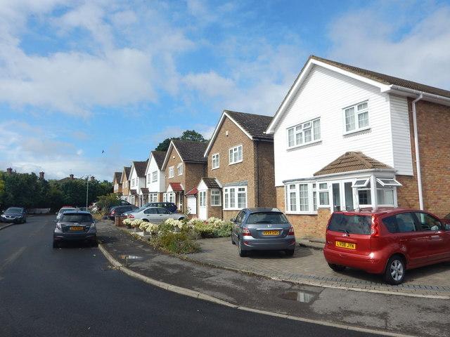 Southborough - Rickard's Close