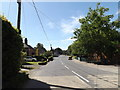 TL9969 : The Street, Badwell Ash by Adrian Cable