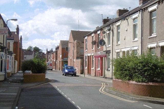 Roscoe Street, Middlesbrough