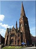 NX9776 : Greyfriars Church, Dumfries by Philip Halling