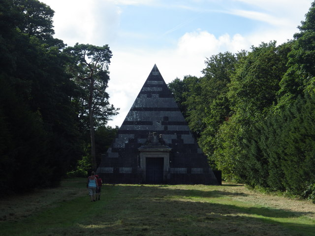 The Mausoleum, Blickling Hall