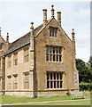 ST3918 : Barrington Court (east wing) by Bill Harrison