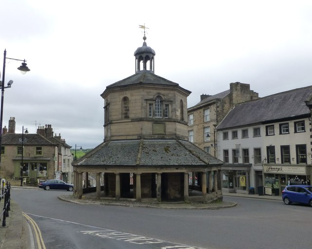 The Market Cross, Barnard Castle