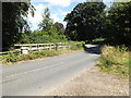 TL9971 : Bridge on Ixworth Road by Adrian Cable