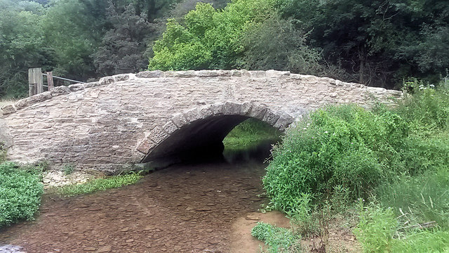 Bridge over Bybrook