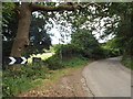 TQ4356 : Tatsfield Lane, near Biggin Hill by Malc McDonald
