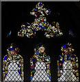 TA0928 : Stained glass window, Holy Trinity church, Hull by Julian P Guffogg