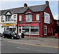 ST1167 : Lucky Chef takeaway, Broad Street, Barry by Jaggery