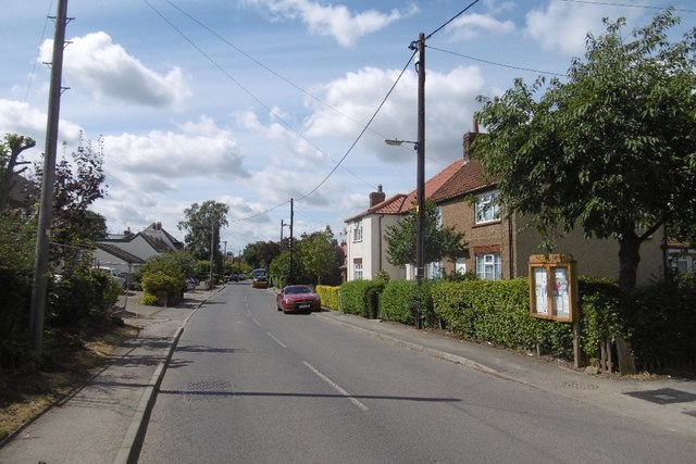 High Lane, Maltby